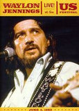 Waylon Jennings: Live At The US Festival 1983 DVD 2011