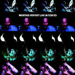 Weather Report: Live In Tokyo 1972 2 CD Deluxe Edition 2014