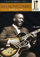 Wes Montgomery: Live In '65 DVD 2007 Dolby Stereo Jazz Icons Series B&W Footage