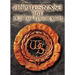 Whitesnake: Live In The Still Of The Night 2006 DVD 16:9 DTS 5.1