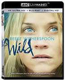 Wild [4K Ultra HD + Blu-ray + Digital HD]  (Digitally Mastered in HD) Starring: Reese Witherspoon 2016 03-01-16 Release Date