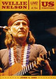 Willie Nelson: Live At The US Festival-San Bernadino, CA. 1983 DVD 2011 Dolby Digital