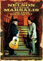Willie Nelson & Wynton Marsalis Live Jazz At The Lincoln Center 2007 DVD 2009 16:9 DTS 5.1