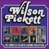 Wilson Pickett: Complete Atlantic Albums Collection [Import] (Boxed Set, United Kingdom - Import, 10PC)  CD Release Date 12/1/17 Free Shipping USA