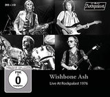 Wishbone Ash: Live At Rockpalast 1976 (2CD/DVD) Box Set 2019  Release Date 9/13/19