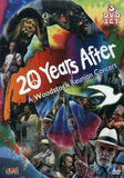 20 Years After-A Woodstock Reunion Concert 1989-Deluxe 3 DVD Edition 2004 Featuring Grand Funk Railroad, Blood Sweat & Tears,Canned Heat Humble Pie & more