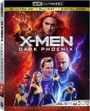 X-Men: Dark Phoenix:  (4K Ultra HD+Blu-ray+Digital) Rated PG13 2019 Release Date 9/17/19