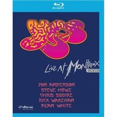 YES: Live At Montreux 2003 (Blu-ray) 2008 DTS-HD Master Audio