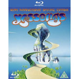 YES: Yessongs 40th Anniversary Special Edition Live At The London Rainbow Theater 1972 (Blu-ray) DTS-HD Master Audio 5.1 2018 Date 10/26/18