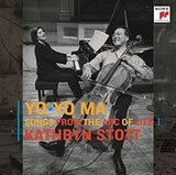 Yo-Yo Ma/Kathryn Stott: Songs From The Arc Of Life- Classical CD 2015 09-18-15 Release Date