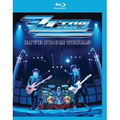 ZZ Top: Live from Texas 2007 (Blu-ray) 2008 DTS-HD Master Audio