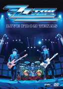 ZZ Top: Live From Grand Prairie Texas 2007 DVD 2008 16:9 DTS 5.1