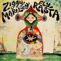Ziggy Marley: Fly Rasta CD 2014 Featuring The Melody Makers