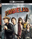 Zombieland: (4K Ultra HD+Blu-ray+Digital Code+ Rated: R 2019 Release Date: 10/1/19