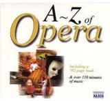 A-Z Of Opera Various Artist CD 2000