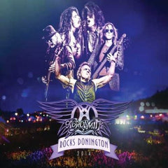 Aerosmith: Rocks Donington 2014 2 CD/DVD Deluxe Edition 2015 16:9 DTS 5.1 09-04-15 Release Date