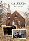 "Alan Jackson: Precious Memories  Live Ryman Auditorium ""The Mother Church Of Country Music"" Nashville, Tennessee  2016 DVD 2017 08-11-17 Release Date"