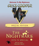 Alice Cooper: Welcome to My Nightmare (Special Edition) 1975 DVD 2017 Release Date 9/8/17