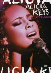 Alicia Keys: MTV Unplugged Series -Featuring Common, Mos Def, Damian Marley and Maroon  DVD 2005