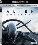 Alien: Alien Covenant 4K Ultra HD (With Blu-Ray, 4K Mastering, Digitally Mastered in HD, 2 Pack, Dolby) 2017 08-15-17 Release Date
