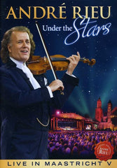 Andre Rieu: Under the Stars: Live in Maastrich Holland - Import 16:9 DTS 5.1 DVD 2012 Release Date 5/1/12
