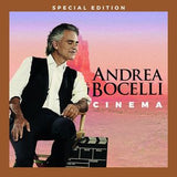 Andrea Bocelli: Cinema Live From The Dolby Theatre Los Angeles Special Edition DVD 2016 Release Date 4/29/16