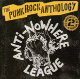 Anti-Nowhere League Punk Rock Anthology [Import] 2 CD Deluxe Set The Anti-Nowhere League