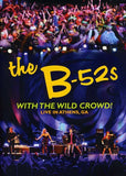 The B52's With The Wild Crowd! Live in Athens 2011 PBS (DVD)16:9 DTS-5.1 Audio 2012
