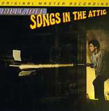 Billy Joel: Songs in the Attic 1981 SACD Hybrid Mobile Fidelity 2013 HIRES AUDIO