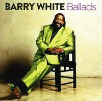 Barry White: Ballads CD 2013