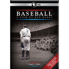 Baseball: A Film By Ken Burns DVD 2010 Box Set 11 Discs