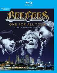 Bee Gees: One For All Tour Live In Melbourne Australia National Tennis Centre 1989  Blu-ray 2018 DTS-HD Master Audio Release Date 2/2/18