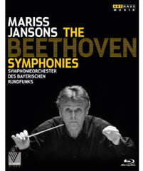 Mariss Jansons: Beethoven Symphonies Bavarian Radio Symphony Orchestra (Boxed Set, 3PC)  (Blu-ray) 2013  Release Date: 9/24/13