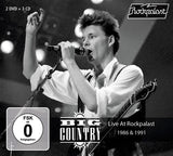 Big Country: Live At Rockpalast 1986-1991 (3 CD/2 DVD Boxed Set) 2018  Release Date 11/9/18