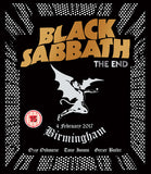 Black Sabbath: The End Birmingham's Genting Arena 2017 (Blu-Ray) DTS-HD Master Audio Digipack Packaging,  2017  Release Date: 11/17/2017