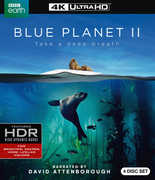 Blue Planet II: 4K Ultra HD Blu-ray Digital 2PC 2018 Release Date 3/6/18