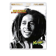 Bob Marley & The Wailers: Kaya 1978 Blu-ray Pure Audio Only 96kHz/24-bit Audio