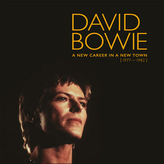 David Bowie: New Career In A New Town 1977-1982 11PC Box Set CD 2017 Release Date 9/29/17