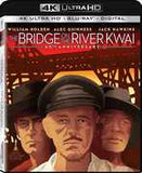 The Bridge On The River Kwai: 4K Ultra HD Blu-Ray Digital 2 Pack 2017 Release Date 10/3/17