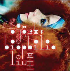 bjork: biophilia Live London's Alexandra Palace 2013 (CD Blu-ray) 16:9 DTS HD Master Audio 2014