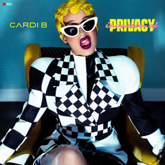 Cardi B: Invasion Of Privacy [Explicit Content] RIAA GOLD CD 2019 Release Date 2/22/19