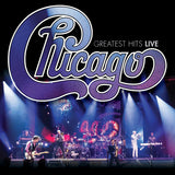 Chicago: Greatest Hits Live In Chicago PBS WTTW Studios 2017 Deluxe CD/DVD Edition 2018 Release Date 10/26/18