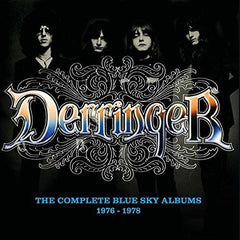 Rick Derringer: Complete Blue Sky Albums 1976-1978 Import 5PC Box-Set CD 2017 Release Date 2/3/17