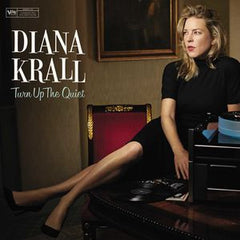 Diana Krall: Turn Up The Quiet W/Russell Malone, Christian McBride, Marc Ribot CD 2017 05-06-17 Release Date
