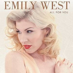 Emily West: All For You 2015 debut Album America's Got Talent Star CD 2015 08-14-15 Release Date