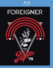Foreigner: Live At The Rainbow '78 London (Blu-ray) DTS-HD Master Audio 2019 Release Date 3/15/19