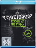 Foreigner: Rockin at The Ryman 2011 (Blu-ray) 2011 DTS-HD Master Audio