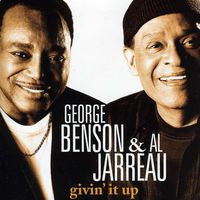 George Benson & Al Jarreau: Givin' It Up CD 2006