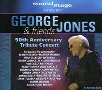George Jones: 50 Years of Hits Tribute Concert Soundstage George Jones & Friends 2004 2 DVD Deluxe Edition 2007