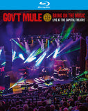 Gov't Mule: Bring On The Music Live At The Capitol Theatre  (Blu-ray) DTS HD Master Audio  2019 Release Date 7/19/19